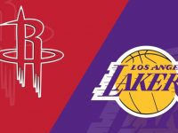 Los Angeles Lakers vs Houston Rockets
