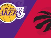 Los Angeles Lakers vs Toronto Raptors