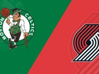 Portland Trail Blazers vs Boston Celtics