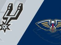 San Antonio Spurs vs New Orleans Pelicans