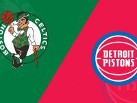 Boston Celtics vs Detroit Pistons