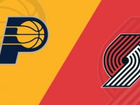 Indiana Pacers vs Portland Trail Blazers
