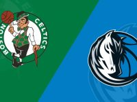 Boston Celtics vs Dallas Mavericks