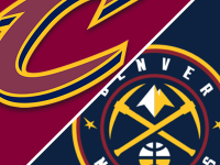Cleveland Cavaliers vs Denver Nuggets