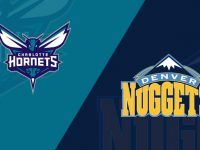 Denver Nuggets vs Charlotte Hornets