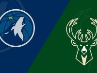 Minnesota Timberwolves vs Milwaukee Bucks