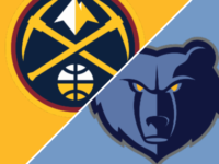 Denver Nuggets vs Memphis Grizzlies