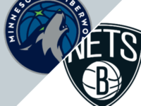 Minnesota Timberwolves vs Brooklyn Nets