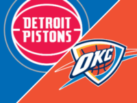 Detroit Pistons vs Oklahoma City Thunder